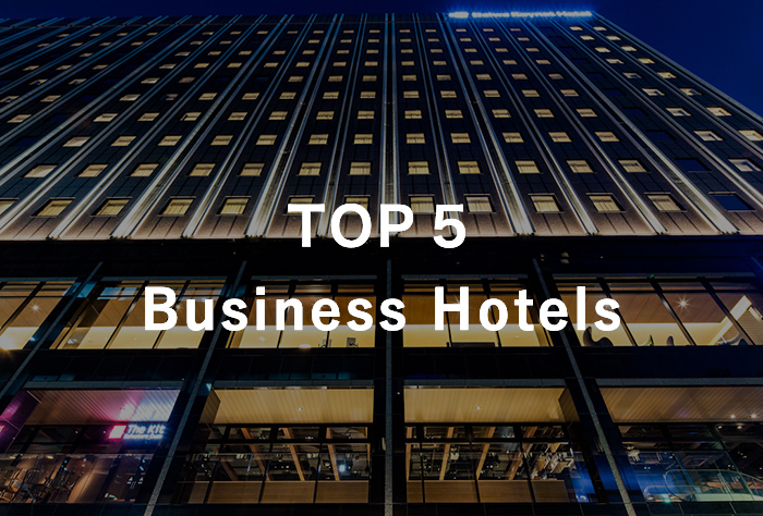Business Hotels TOP10