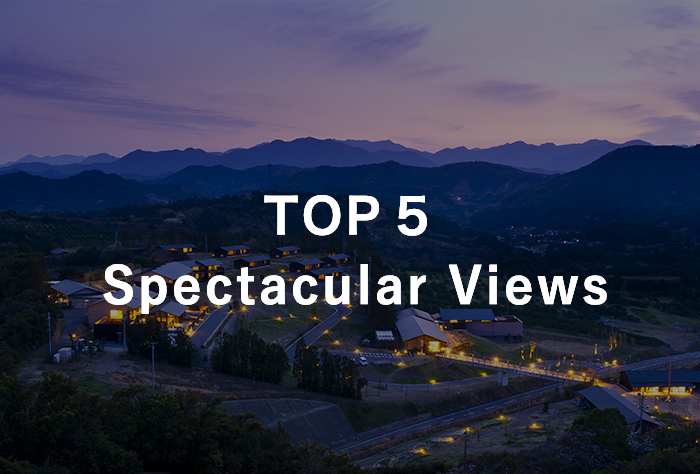 Spectacular Views TOP10